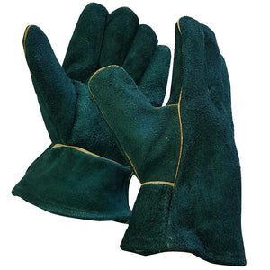Gloves - Green (Lined)