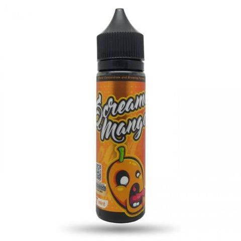 Monsta Vape - Screamo Mango (With Mint)