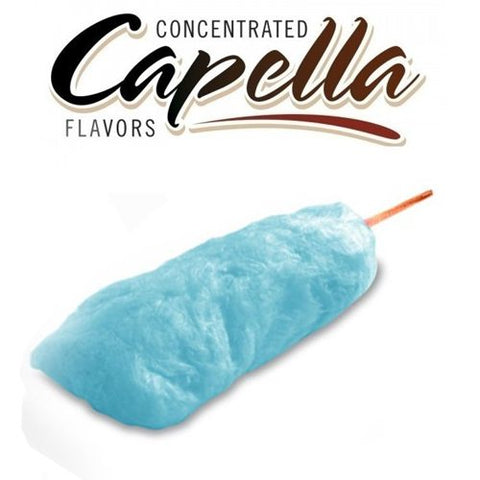 Capella Blue Raspberry Cotton Candy 20ml