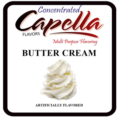 Capella Butter Cream 20ml