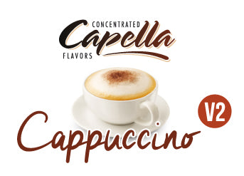 Capella Cappuccino V2 20ml