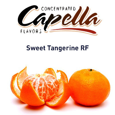 Capella RF Sweet Tangerine 20ml