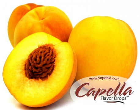 Capella Yellow Peach 20ml