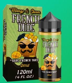 French Dude - Mango & Cream