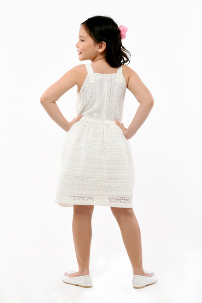 Strappy Overlap Dress (GDS 381)