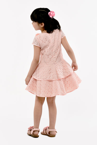 Layered Lace Dress (GDS 368)