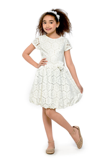 Lace Tiered Dress (GDS 413)