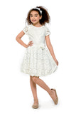 Bubble Dress (GDS 426) White