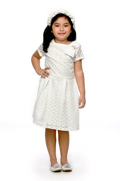 Lace Bow Dress (GDS 433)