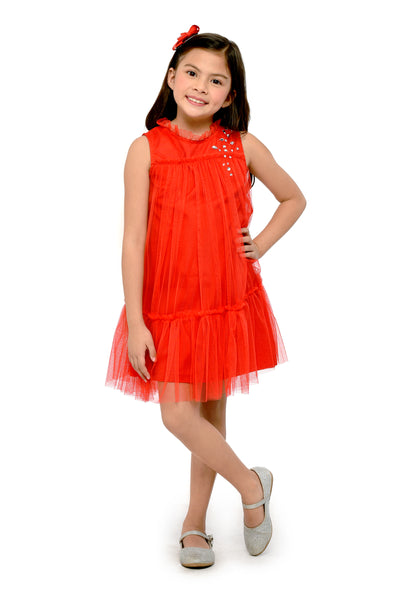 Tulle Doll Dress (GDS 451)