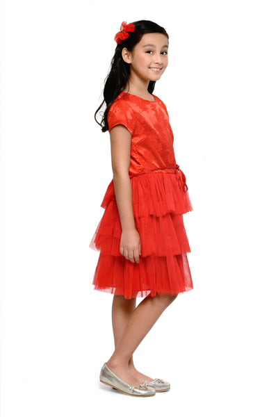 Tulle Tiered Dress (GDS 468)
