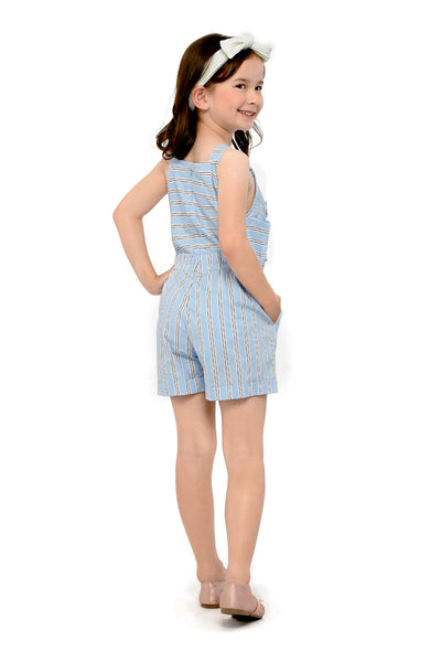 Striped Romper (GJP 046)
