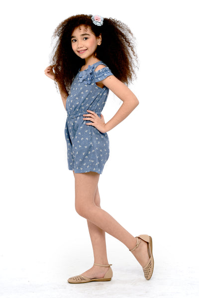 Denim Romper (GJP 048)