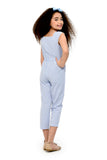 Striped Jumpsuit (GJP 050)