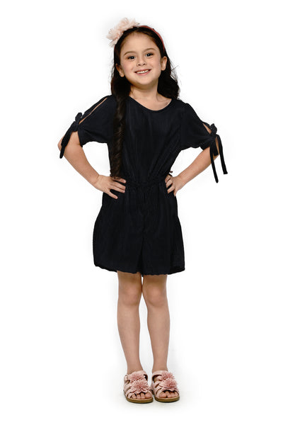 Pleated Romper (GJP 057)