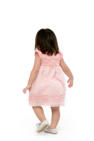 Empire Dress - Pink (IGDS 123)