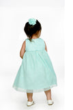Tulle Skirt Dress - Mint (IGDS 132)