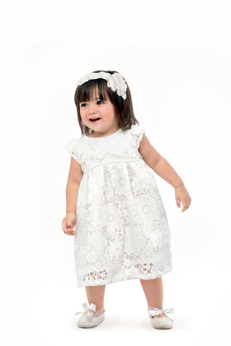 Lace Dress with Bloomers (IGST 028)