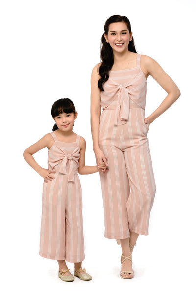 Bow Jumpsuit (MJP 040)