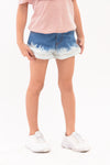 Ombre Denim Shorts (GPS 050)