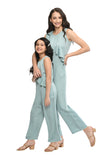 Ruffled Jumpsuit (MJP 064)