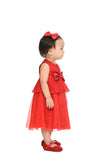 Empire Dress (IGDS 162)  Red