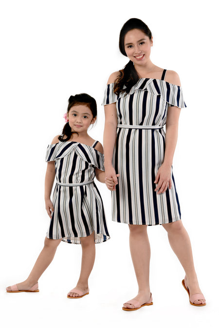 Striped Romper (MJP 034)
