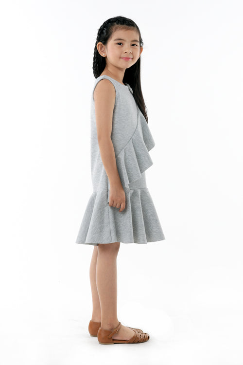 Ruffled Tent Dress (GDS 355)