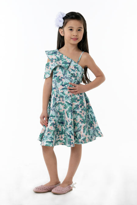 Ditsy Floral Dress (GDS 375)