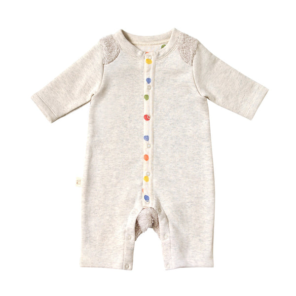 Lapin POCHO rompers IVORY