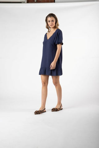 Skagen Dress - Debbie Lee Fashions