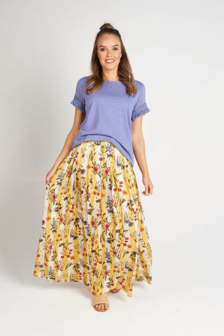 Maxi Skirt - Debbie Lee Fashions