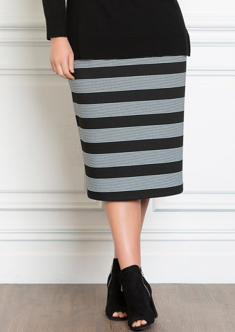 Music Sheet Skirt - Debbie Lee Fashions