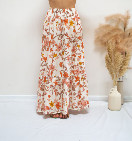Enchanted Forest Maxi Skirt