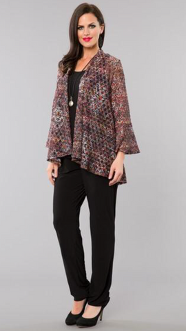 Lacey Jacket - Debbie Lee Fashions