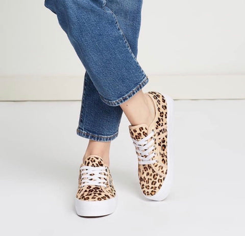 Animal Sneakers - Debbie Lee Fashions
