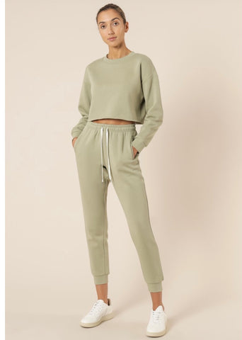 Carter Classic Trackpant Sage