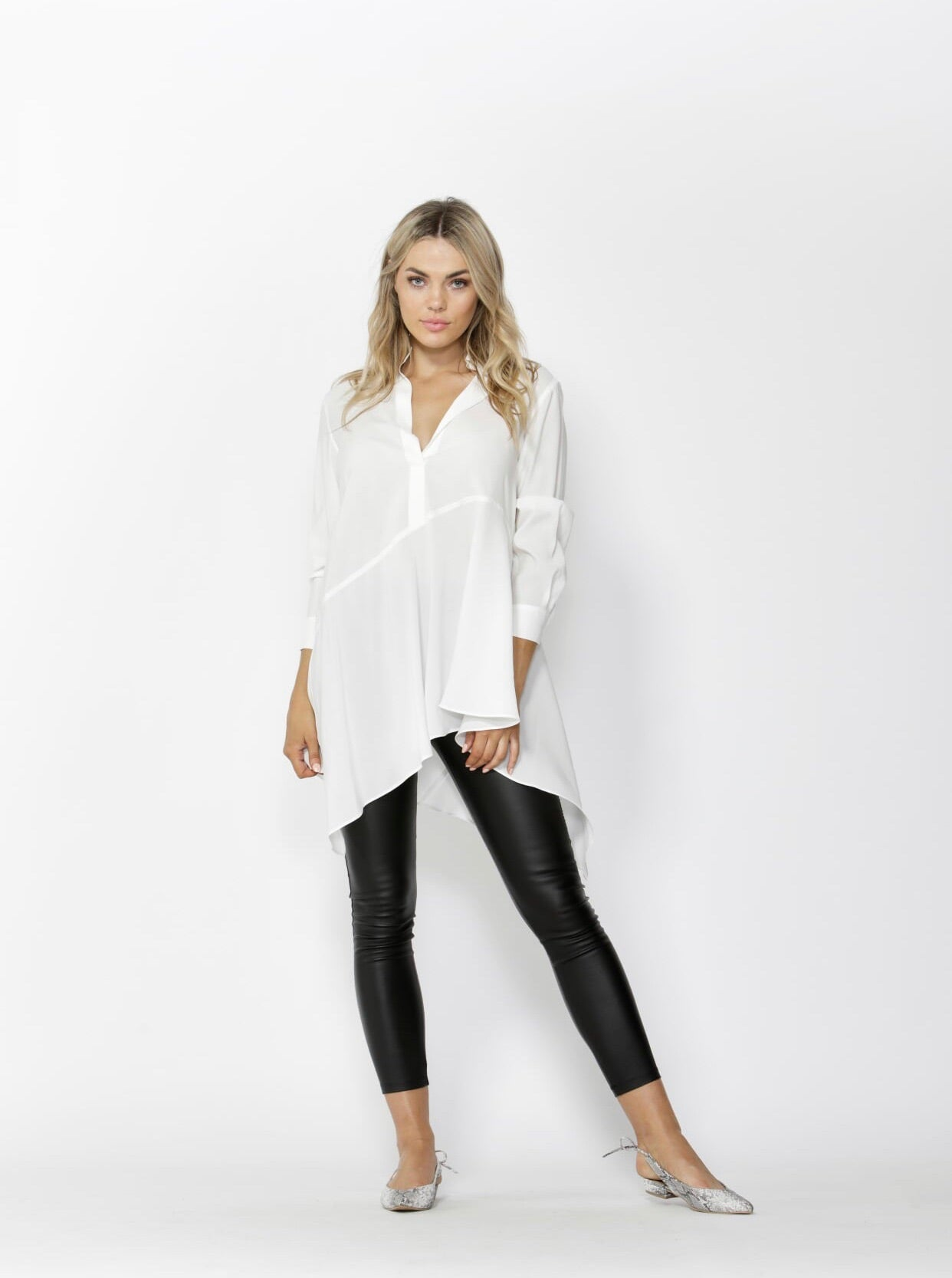 The Excess Shirt - Debbie Lee Fashions