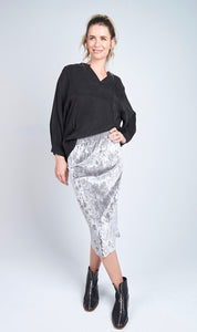 Pencil Skirt - Debbie Lee Fashions