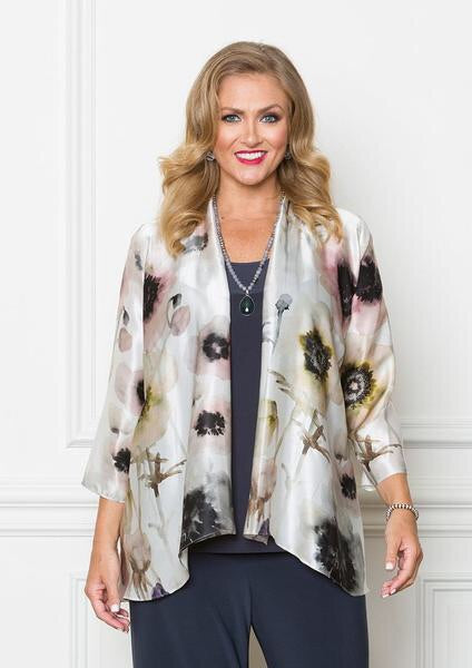 Whimsical Jacket - Debbie Lee Fashions