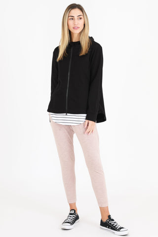 Santa Monica Jacket  - Black