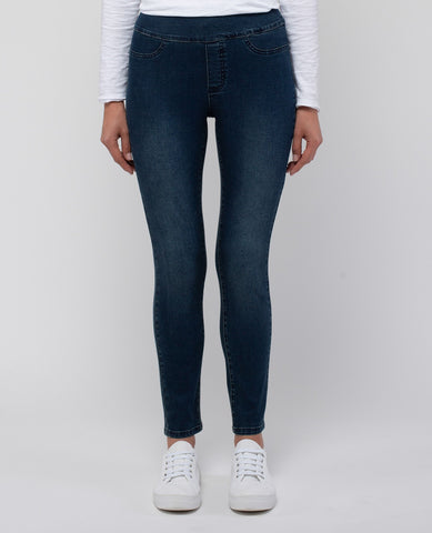 Denim Blue Core Jegging