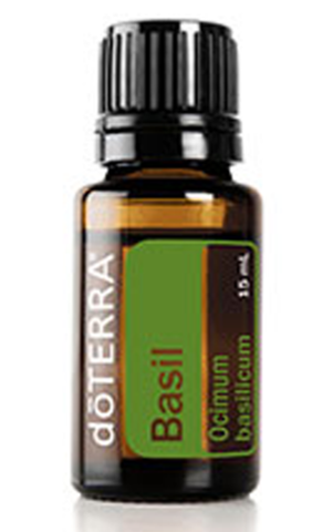 Doterra - Basil Essential Oil