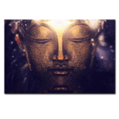buddha wall art painting