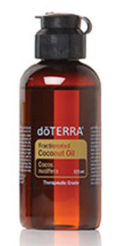 dōTERRA Fractionated Coconut Oil .