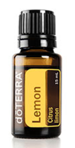 Doterra - Lemon Essential Oil