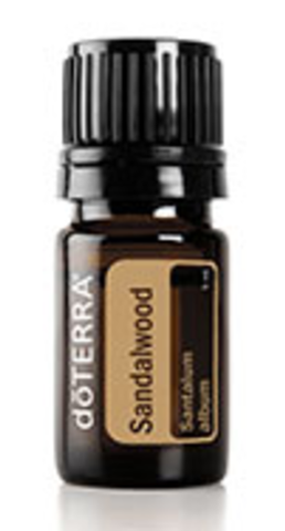 evolveaware Sandalwood Essential Oil