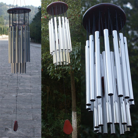 27 Tubes Windchime Chapel Bells