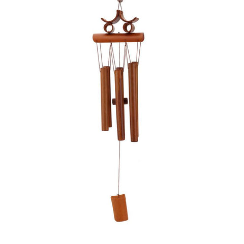 Bamboo Wind Chime natural hanging windchime