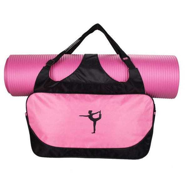Yoga Mat Backpack Bag
